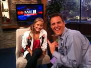 Shawn Johnson - Kare11 news
