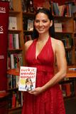 Olivia Munn - Signs copies of her book at Borders Torrance, July 18, 2010
