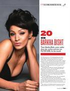 Барка Бишт, фото 2. Barkha Bisht - FHM India - Dec 2010 (x5), photo 2