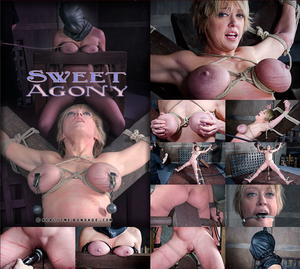 REAL TIME BONDAGE: Feb 18, 2017: Sweet Agony Part 2 | Dee Williams