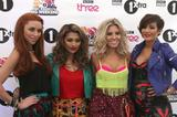 The Saturdays (without Rochelle) - Onstage/Backstage at Radio 1 Big Weekend, Londonderry, Northern Ireland - 25th May 2013 - x16HQ
