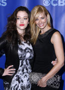 Kat Dennings and Beth Behrs at CBS Upfronts at Lincoln Center in New York City (May 18 2011) (29HQ)