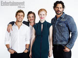 "Deborah Ann Woll - EW Photoshoot at San Diego Comic-Con 2012 for ""True Blood"" (x1)"
