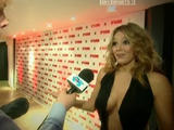 Keeley Hazell | Huge Cleavage | Awards Program & Interview