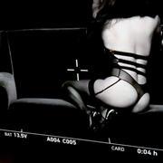 Adriana Lima - Sexy Ass Photoshoot, July 2017