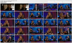 Jennifer Lopez @ The Daily Show w/Jon Stewart 2013-01-22